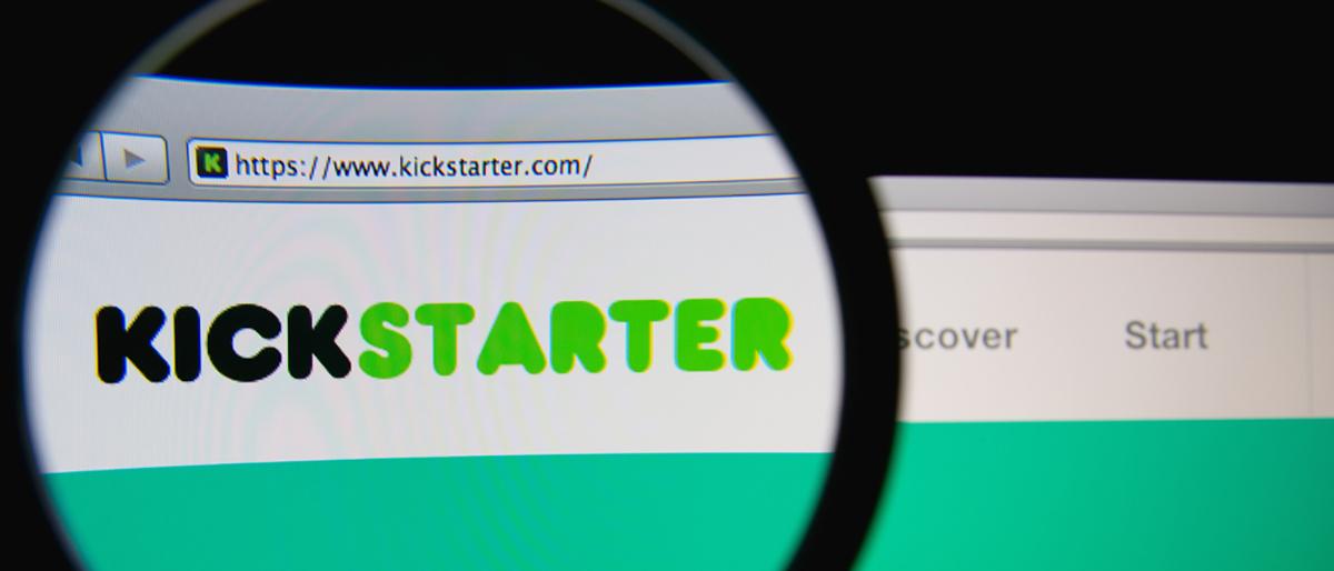 Kickstarter (Photo: Gil C / Shutterstock.com)
