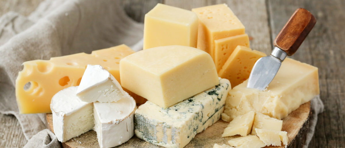 Cheese (Credit: Shutterstock)