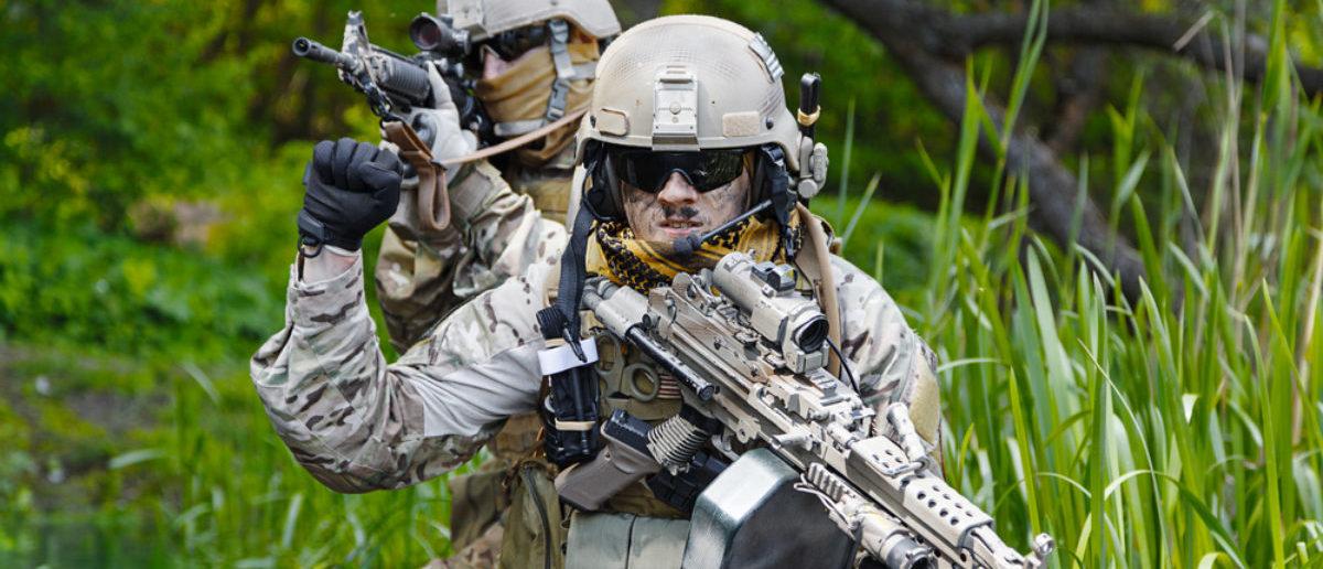 Green Beret (Credit: Shutterstock)