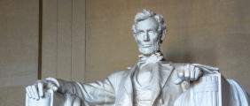 Statue Of Slave Emancipator Abraham Lincoln Burned In Chicago
