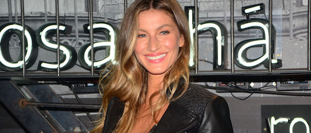 Pictured: Gisele Bündchen Ref: SPL1556767 160817   Picture by: Brazil Photo Press / Splash News