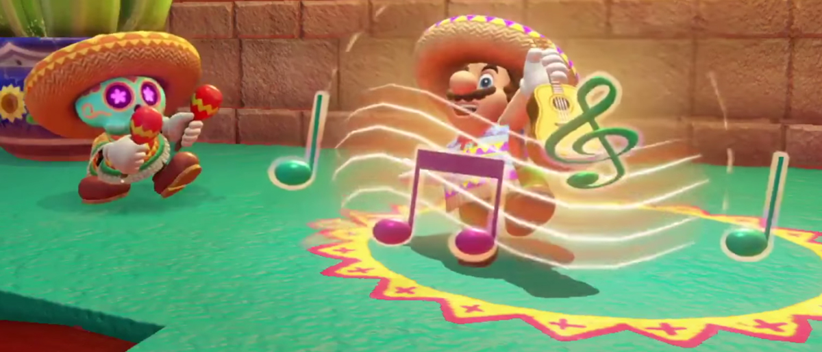 Super Mario Odyssey (photo: YouTube Screenshot)
