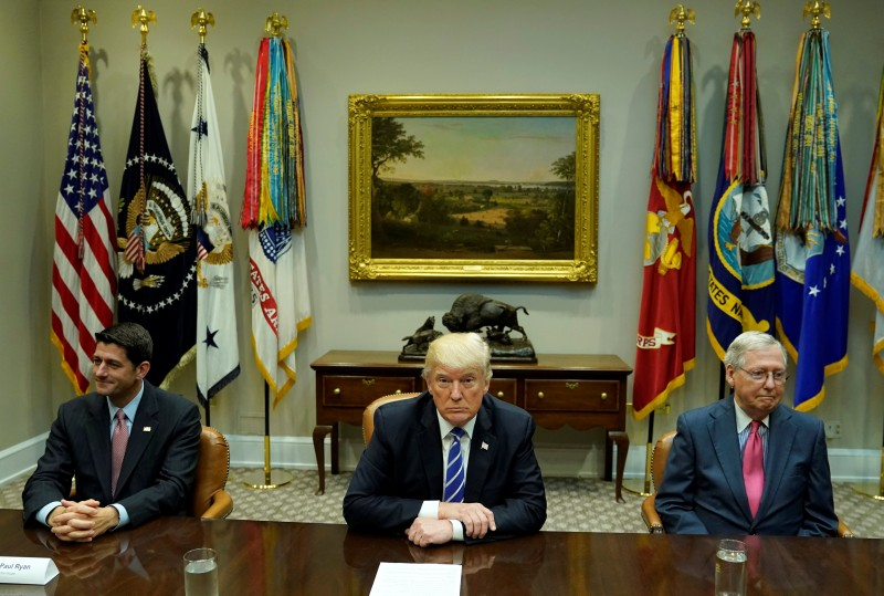 Reports: Trump Wants To Call Tax Reform 'The Cut Cut Cut ...