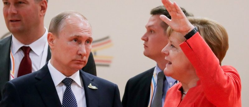Germany Profits While U.S.-Russian Tensions Rise