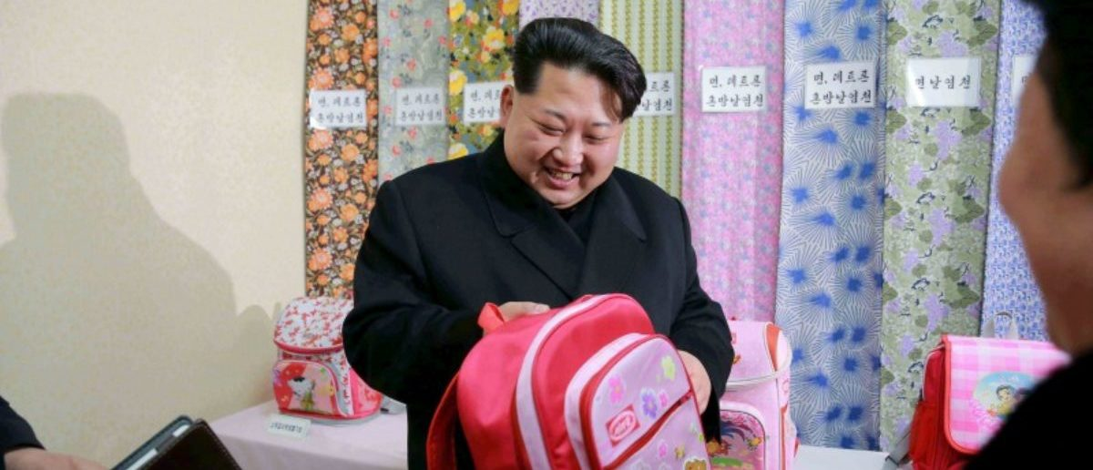 FILE PHOTO: North Korean leader Kim Jong Un provides field guidance to the Kim Jong Suk Pyongyang Textile Mill, in this undated file photo released by North Korea's Korean Central News Agency (KCNA) in Pyongyang on January 28, 2016. REUTERS/KCNA