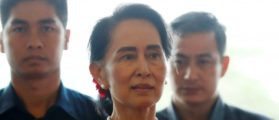 Oh Snap! Hillary's Burmese Heroine Just Might Be A War Criminal
