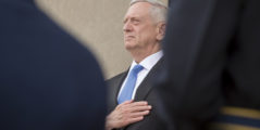 Mattis Is Too Busy Defending The Country To Care About The NFL