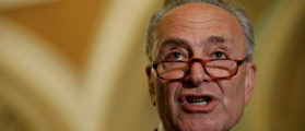 Sen. Schumer Tells Followers To Talk Taxes At Thanksgiving