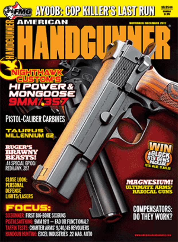Gun Test: SW1911 Pro Series 9mm
