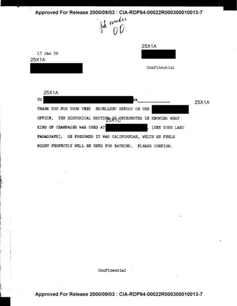 CIA 1 (Credit: CIA Publicly Released Documents)