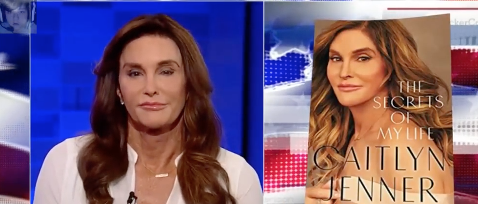 Caitlyn Jenner interview with Tucker Carlson. (Youtube screenshot/IAmMarcus)