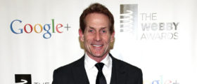 Skip Bayless Is Upset That A Former Army Ranger Stood For The National Anthem