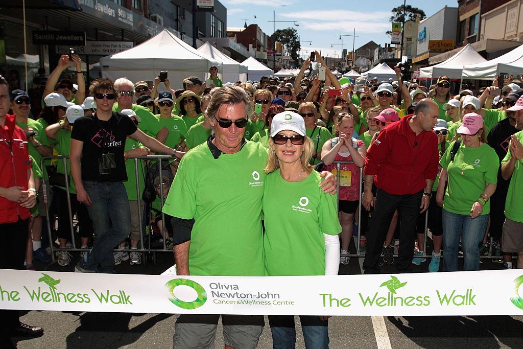 Olivia Newton-John On Her Cancer's Return & Using Medicinal Marijuana