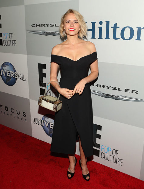 BEVERLY HILLS, CA - JANUARY 11: Actress Bethany Joy Lenz attends Universal, NBC, Focus Features and E! Entertainment 2015 Golden Globe Awards After Party sponsored by Chrysler and Hilton at The Beverly Hilton Hotel on January 11, 2015 in Beverly Hills, California. (Photo by Jesse Grant/Getty Images for NBCUniversal)