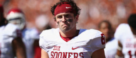 Oklahoma Benches Baker Mayfield After Crotch Grab Incident