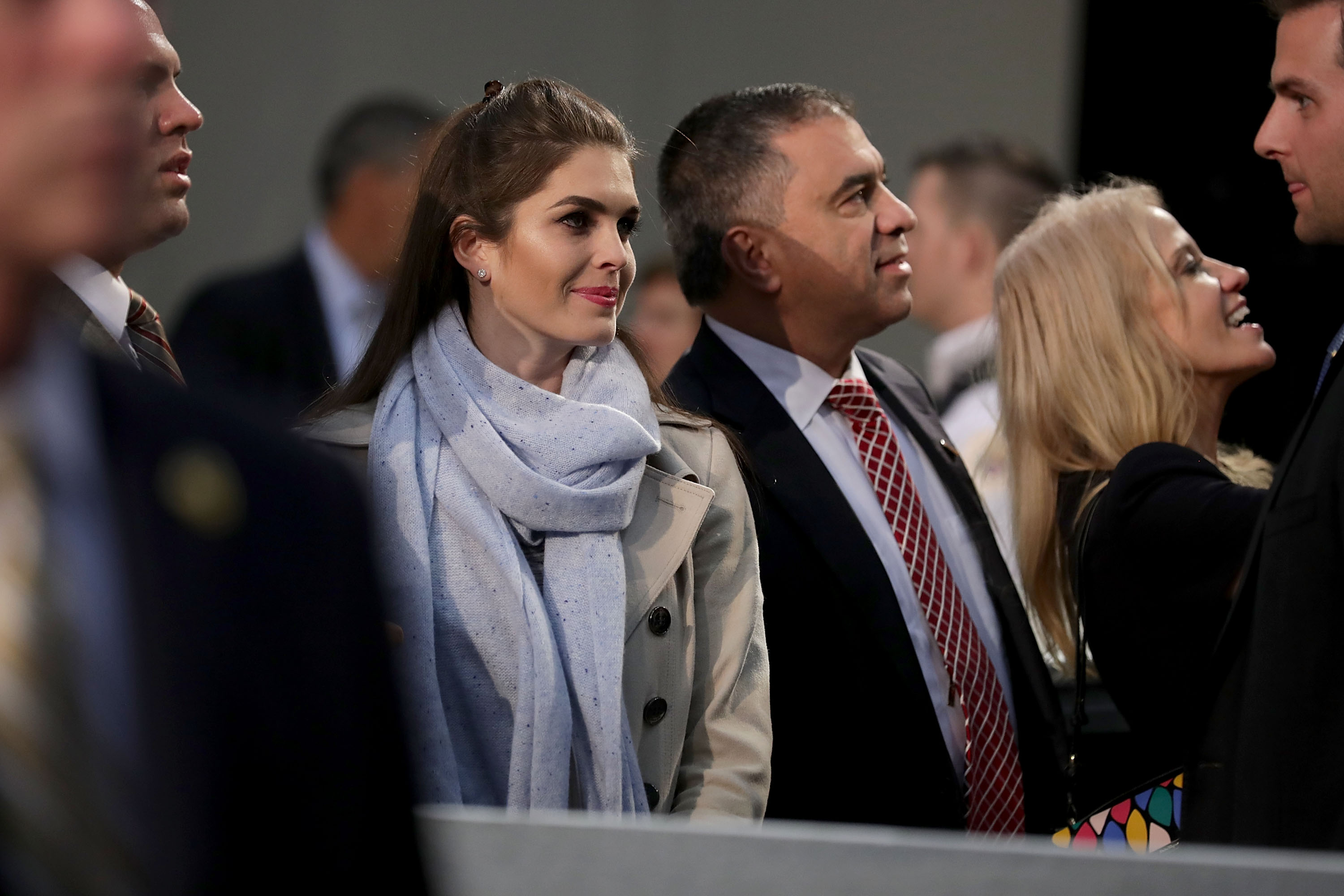 Hope Hicks to become Trump's third White House communications director
