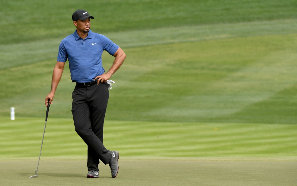 Woods cleared to start short-game practice