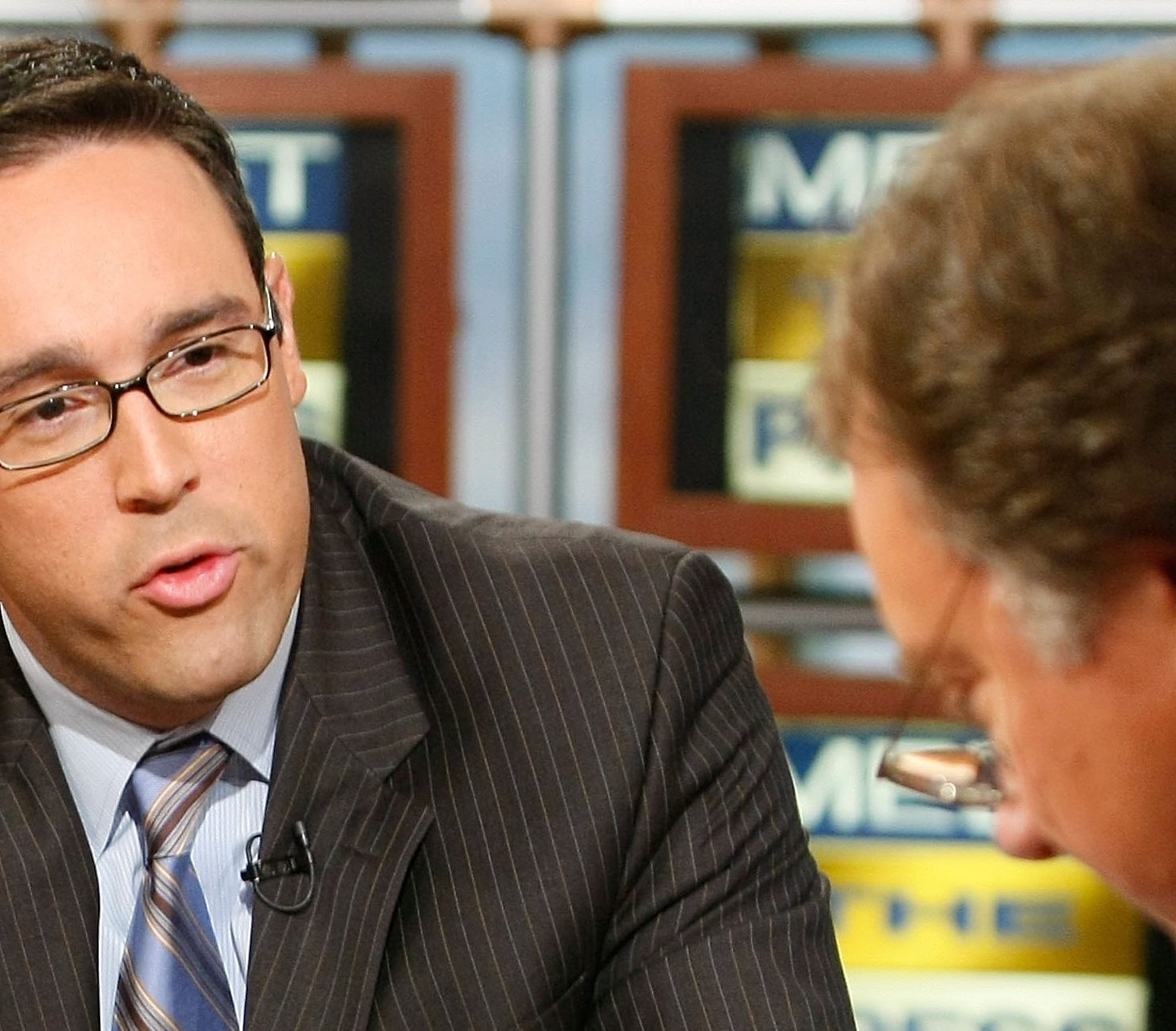 CNN Editor-at-large Chris Cillizza makes claims against President Donald Trump. (Photo by Alex Wong/Getty Images for Meet the Press)