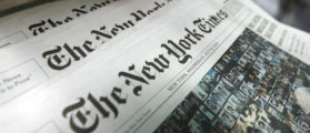 Trump's EPA Says NYT 'Distorted The Facts' In Its Latest Article