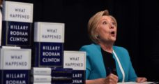 Hillary Clinton Will Not Rule Out 'Questioning The Legitimacy' Of The 2016 Election