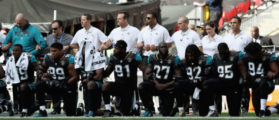 National Anthem Protests Put Pressure On Lawmakers To Defund Sports Arenas