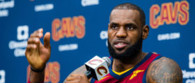 LeBron James Says His 'Calling Is Much Bigger' Than Donald Trump's