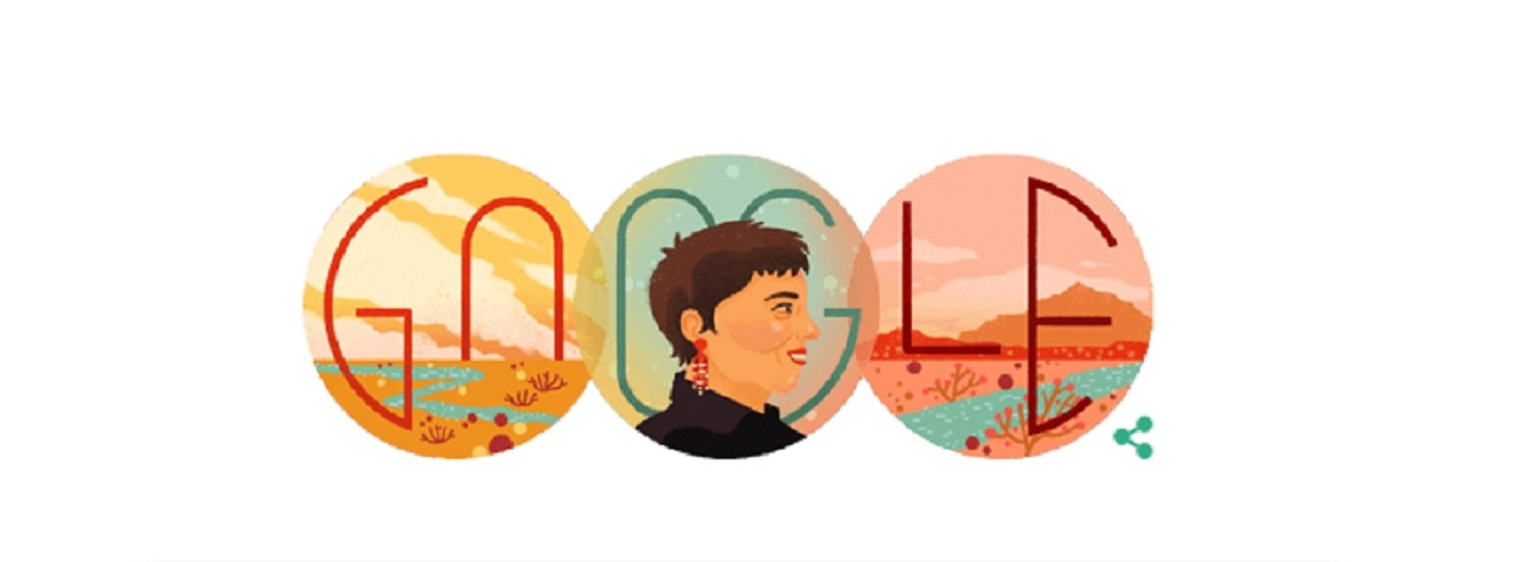 Google Doodle Gloria E. Anzaldúa