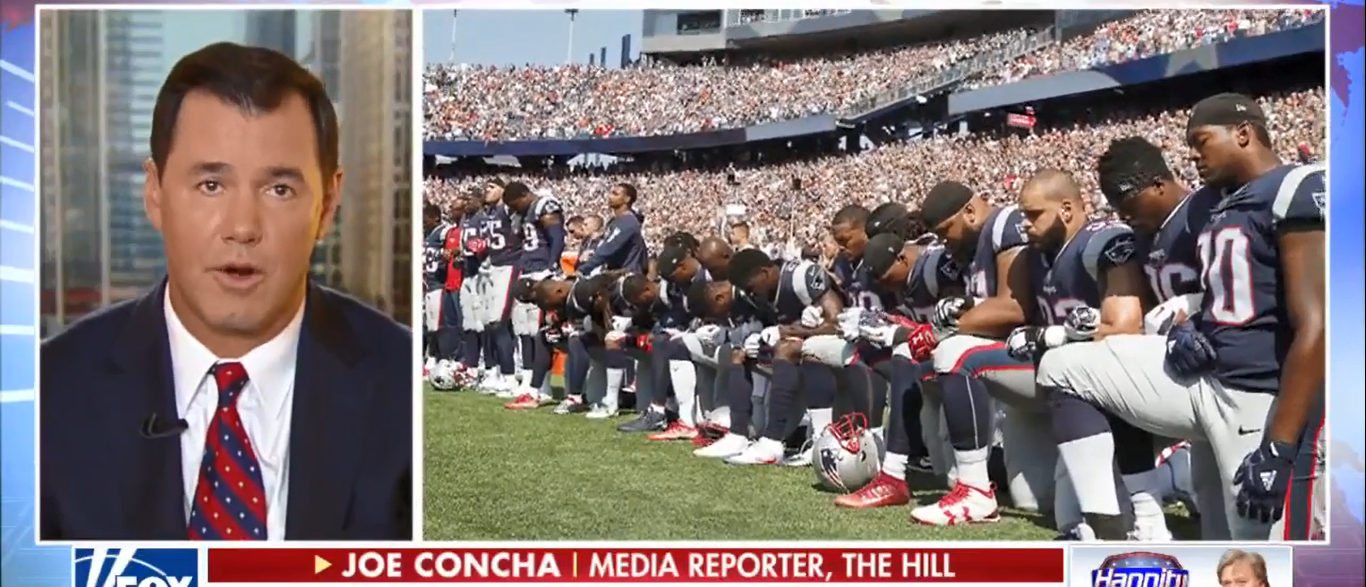 Joe Concha Fox News 'Happening Now' NFL 09-25-17 (Screenshot-Fox News)