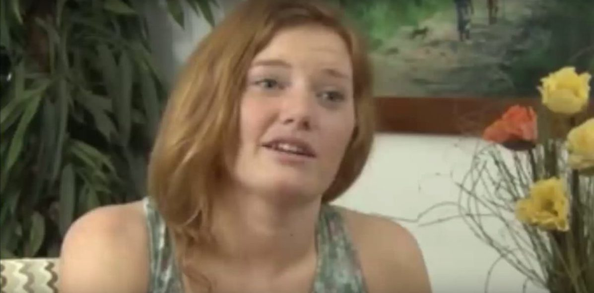 Jessica Krause, daughter of missing missionary Jerry Krause (The Christian Broadcasting Network/Youtube screenshot)