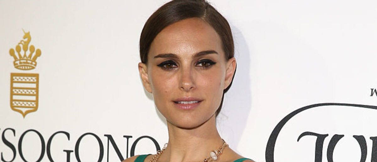 CAP D'ANTIBES, FRANCE - MAY 19: Actress Natalie Portman attends the De Grisogono party during the 68th annual Cannes Film Festival on May 19, 2015 in Cap d'Antibes, France. (Photo by Andreas Rentz/Getty Images)