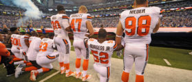 FACT CHECK: Does The First Amendment Protect NFL Players' Kneeling Protests?