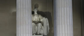 The Lincoln Memorial Was Vandalized By A Foreign Student