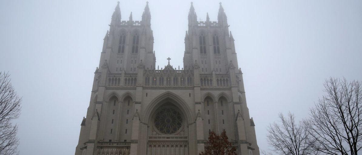 DC Episcopalians Push Open Borders And A Gender Neutral God