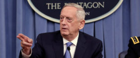 Mattis Calls For Base Closures, Points To 19 Percent Excess Capacity