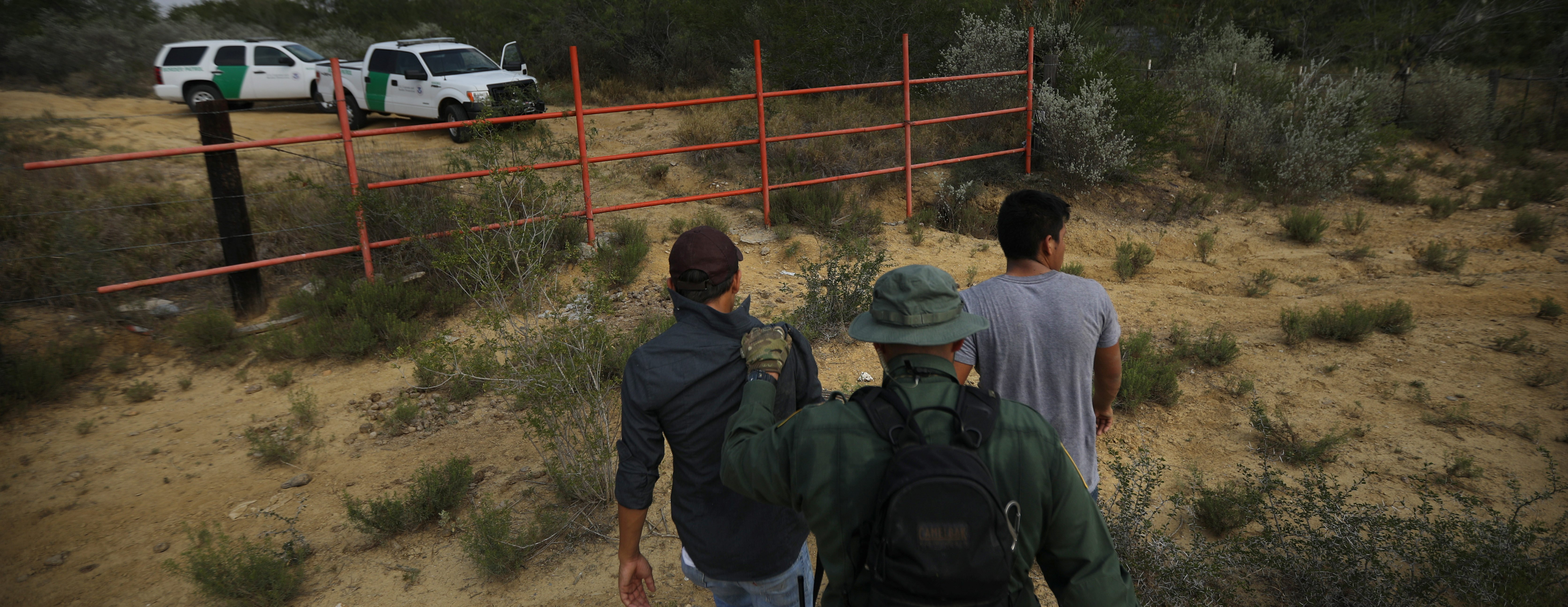 Improved security has made it harder than ever to illegally cross into the U.S. from Mexico, and Border Patrol agents are catching a higher percentage of those who try, according to a new report from