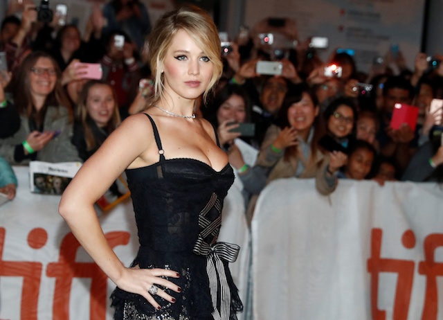 Jennifer Lawrence's Quotes About Boyfriend Darren Aronofsky Aren't Exactly Romantic
