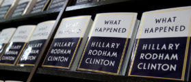 Reporters Crashed A Clinton Book Signing To Ask An Important Question: 'What Happened?'