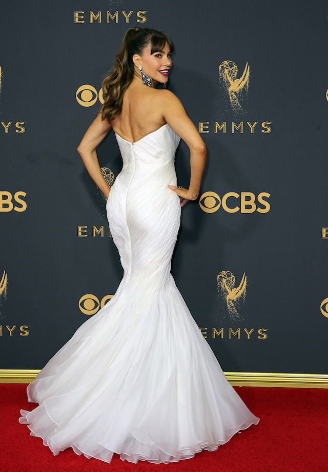 69th Primetime Emmy Awards ñ Arrivals ñ Los Angeles, California, U.S., 17/09/2017 - Sofia Vergara. REUTERS/Mike Blake - HP1ED9H1RFRL2