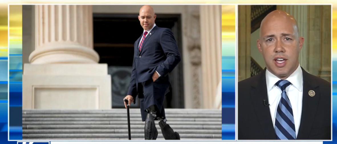 Rep. Mast Rails Against NFL For Disrespectful Protest 09-27-17 (Screenshot-Fox News)