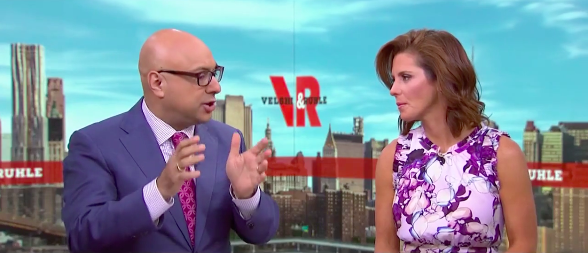 Screen Shot Velshi and Ruhle Discuss Climate Change (MSNBC: Sep 7, 2017)