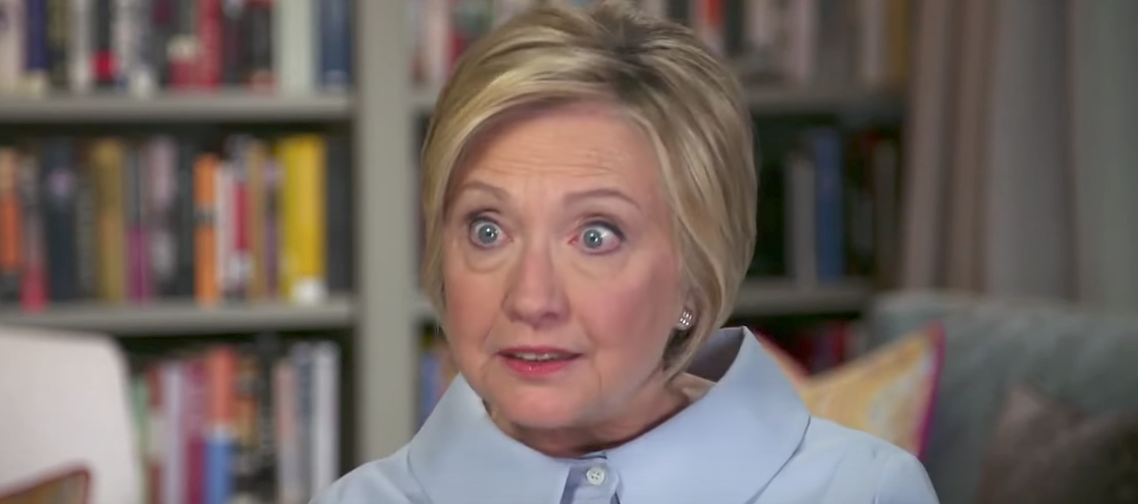 Hillary Clinton Thinks Moral Of '1984' Is That We Should Trust The Government And Media