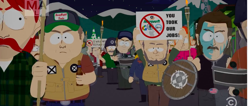 South Park (photo: YouTube Screenshot)