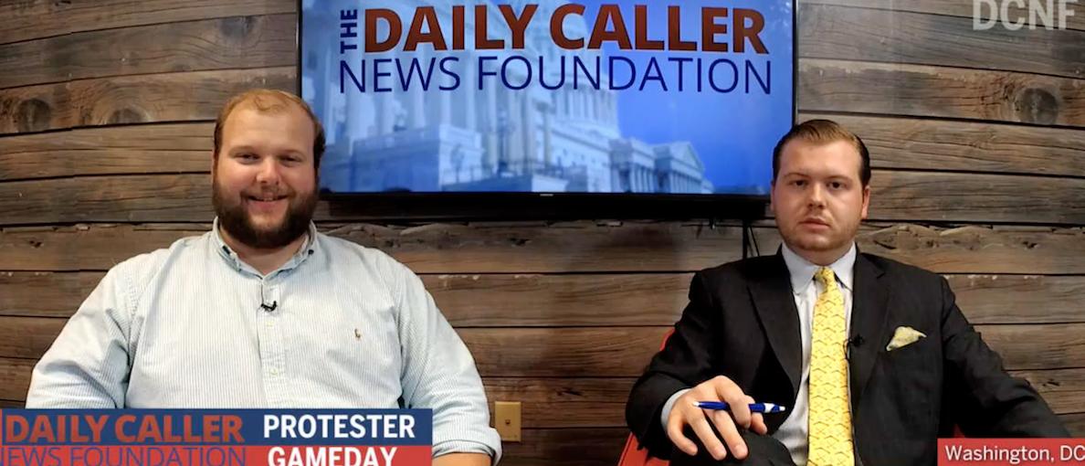 Screen Shot/The Daily Caller/Youtube