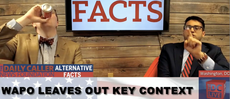 Alternative Facts episode 13. (Screenshot)
