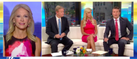 Kellyanne Conway Rips Hollywood For Politicizing The Emmys [VIDEO]