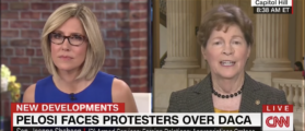 Dem Senator Suggests RUSSIA To Blame For DREAMers Protesting Pelosi [VIDEO]