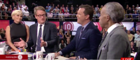 Joe Scarborough: Mika And I Are 'Too Much Crazy' [VIDEO]