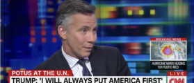 CNN Reporter Claims Trump's Use Of 'Sovereignty' Is A 'Loaded Term'