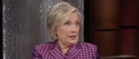Hillary Says She's Like 'Paula Revere,' Sounding The Alarm About Russian Meddling [VIDEO]