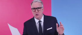 Keith Olbermann: NFL Fans Should Sit During National Anthem To Protest Trump